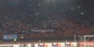 Osmanlıspor maçında PKK şoku!