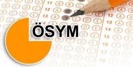ÖSYM'nin 2016 sınav takvimi belli oldu