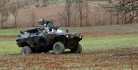 64,8 milyon avroluk zırhlı araç sipariş edildi