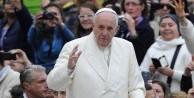Papa Francesco yine 'soykırım' dedi