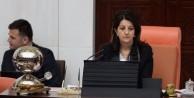 Pervin Buldan Meclis'in açılışında İstiklal Marşı'nı okumadı