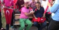 PKK bana İstanbul'da kimlik sordu!
