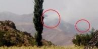 PKK kampları ateş altına alındı