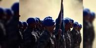 PKK'nın korkulu rüyası mavi bereliler Suriye sınırında