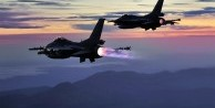 PYD'ye hava harekatı: 18 hedef imha edildi