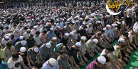 Ramazan Bayramı'na bir gün geç girdiler