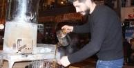 Ramazanın vazgeçilmezi semaver ve köz çayı