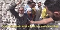 Halep'te Müslümanlar haykırıyor!