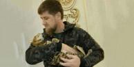 Rus kuklası Kadirov alay konusu oldu
