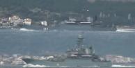 Rus savaş gemileri çanakkale'de