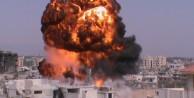 Rus uçakları yine katliam yaptı