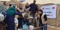 Sadakataşı Derneği'den Babüsselam'a acil yardım
