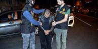 Sahte kabadayı gözaltına alındı