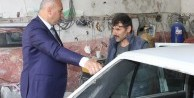 Samsun'da sanayicilere müjdeli haber