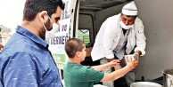 Şanlıurfa'da 1500 ihtiyaç sahibine sıcak yemek