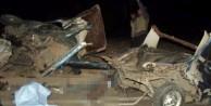 Şanlıurfa'da feci kaza: 12 yaralı