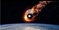 Şanlıurfa'ya düşen göktaşı paniğe neden oldu
