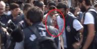 Sapkınların yürüyüşünde yakalanan AP üyesi serbest