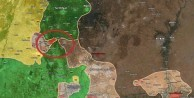 Halep'te seferberlik başladı