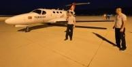 Selahaddin Eyyubi Havalimanı'na 11 ay sonra bir ilk yaşandı