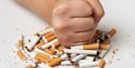 Sigarayı bırakmak için Ramazan fırsat