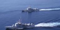 Silah taşıyan İran teknesine suçüstü