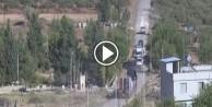 Sınıra ÖSO askerleri sevk edildi