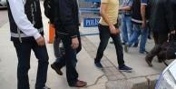 Boyabat'taki FETÖ operasyonunda 3 gözaltı