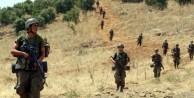 Şırnak'ta askeri bölgeye saldırı