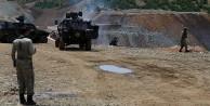 Şırnak'ta bir asker ağır yaralandı