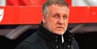 Sivasspor Bakkal'ın istifasının kabul edildiğini açıkladı