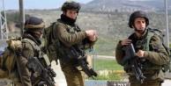 Siyonistler Filistinlilere saldırdı! Yaralılar var