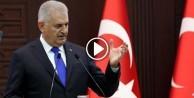 Başbakan Yıldırım'dan CHP'ye sert tepki!
