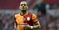 Sneijder yine bir şey söyleyecek, 19.05'i bekleyin!