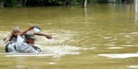 Sri Lanka'da sel: 91 ölü, 100 kayıp