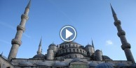 Sultanahmet sökülen minaresine kavuştu