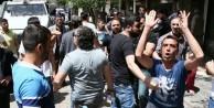 Sur esnafını ziyaret eden HDP'lilere büyük tepki