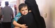 Suriye'de 38 bin çocuk kuşatma altında