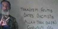 Duvara yazılan Türkçe mesaj rekor kırdı