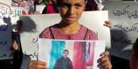 Suriye'de PKK'ya karşı gösteri düzenlendi