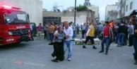 Suriye'den Kilis'e 2 roket mermisi düştü