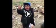 Suriyeli çocuk: Allah varlığınızı arttırsın!