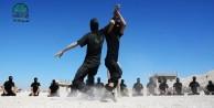 Suriyeli Muhalifler eğitim görüntülerini yayınladı