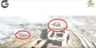 Muhalifler böyle vurdu (video)