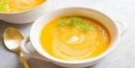 Sütlü havuç çorbası nasıl yapılır?