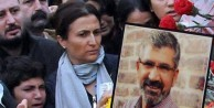 Tahir Elçi'nin eşi: 'Kahrolsun PKK' demedim