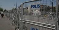 Taksim'de Gezi Parkı önlemi!