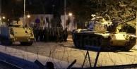 Tanklara eskortluk yapan 2 alçak tutuklandı