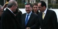 Tartışma sonrası Gökçek Erdoğan'la ilk kez görüştü