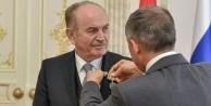 Kadir Topbaş'a o ülkeden 'devlet madalyası'
